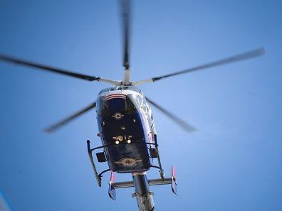 Deux victimes ont été transportées en hélicoptère vers l'hôpital