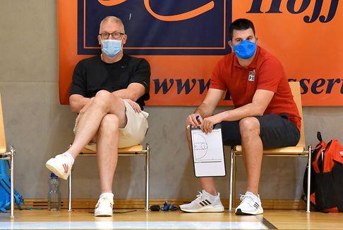 Basketball: Christophe Donnersbach, der treue Assistent