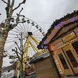 Weihnachtsmarkt,Riesenrad,Aufbau Riesenrad. Foto:Gerry Huberty
