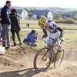 Cyclocross Regional Bettingen Mess 11.10.2015 Gusty Bausch (30) - Foto: Christian Kemp