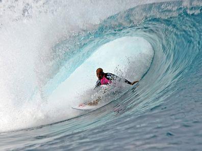 L'intérêt pour le surf devrait ainsi croître au cours des quatre ans à venir, et une nouvelle génération pourrait se lancer à l'assaut des vagues.