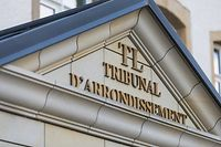 Gericht, Tribunal, Prozess, Gerichtsprozesse, Prozesse, Palais de Justice, Proces, Foto: Lex Kleren/Luxemburger Wort