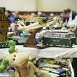 Lokales-Internationale Börse Für altes Spielzeug, foto; Chris Karaba