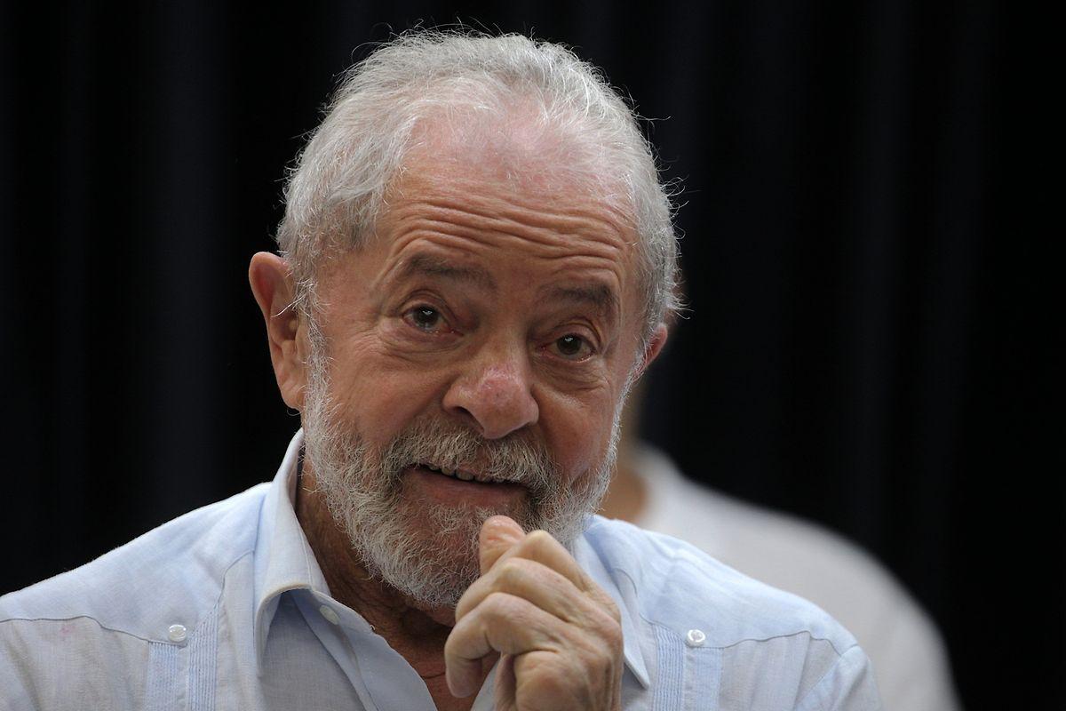 """Luiz Inácio """"Lula"""" da Silva will weiter Politik machen."""