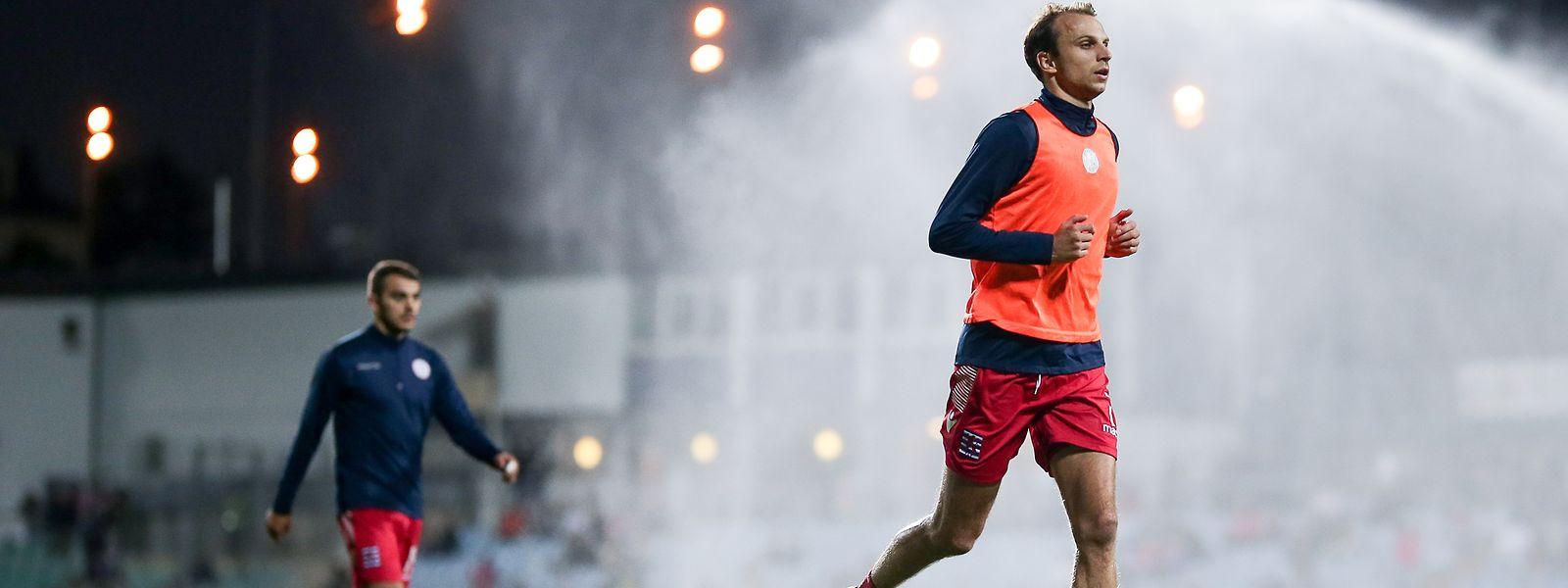 Lars Gerson et Danel Sinani vont retrouver une partie de leurs supporters face au Lichtenstein.