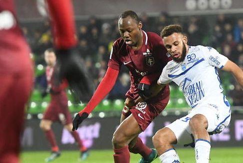 Metz s'impose en Corse et jouera sa remontée en L1 face à Grenoble
