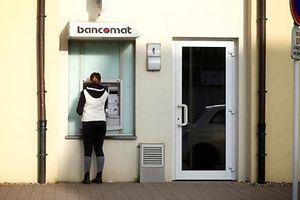 Bancomat Bankautomat Bancontact