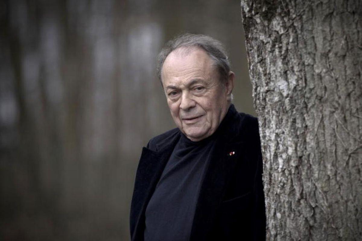 Michel Rocard en février 2011