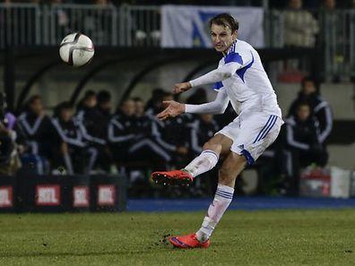 Lars Gerson spielt im Luxemburger Mittelfeld eine wichtige Rolle.