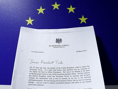 Die Austrittserklärung Großbritanniens wird mit Sicherheit auch am Donnerstag noch die Gemüter erhitzen.
