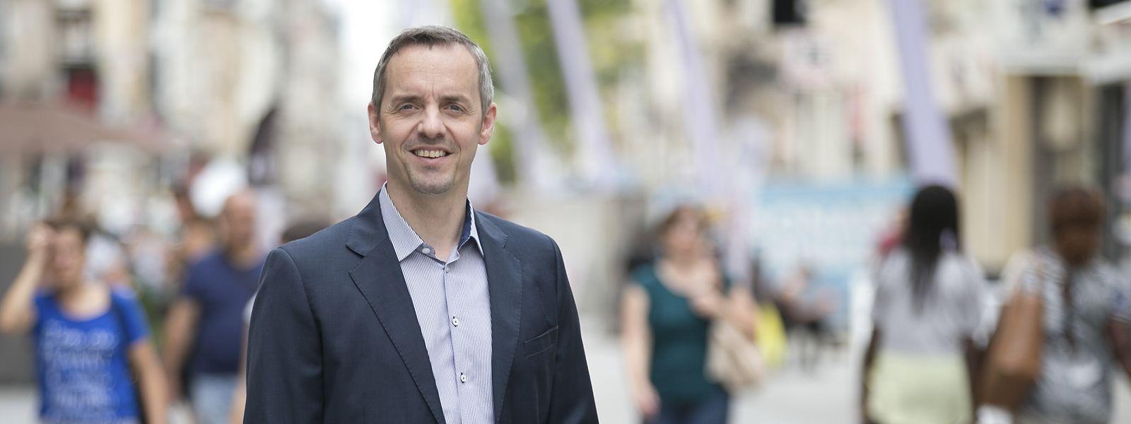 Mit Georges Mischo konnte erstmals ein CSV-Politiker den Escher Bürgermeistersessel erobern.