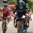 Ce vendredi, Christopher Froome, qui a pris le meilleur sur Richie Porte, a pris le pouvoir sur le Critérium du Dauphiné.