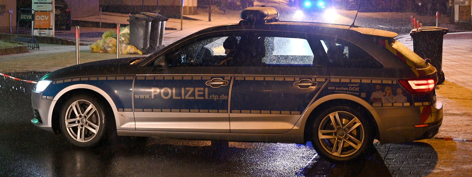 Die Polizei nahm in Igel drei Männer fest, zwei davon sind Luxemburger.