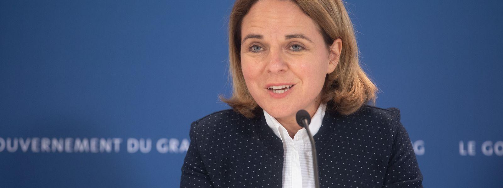 Familienministerin Corinne Cahen wirft der Opposition vor, ihren Rücktritt einzig und allein aus parteipolitischen Gründen gefordert zu haben.