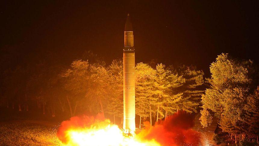 Nordkorea droht USA mit Angriff auf Guam