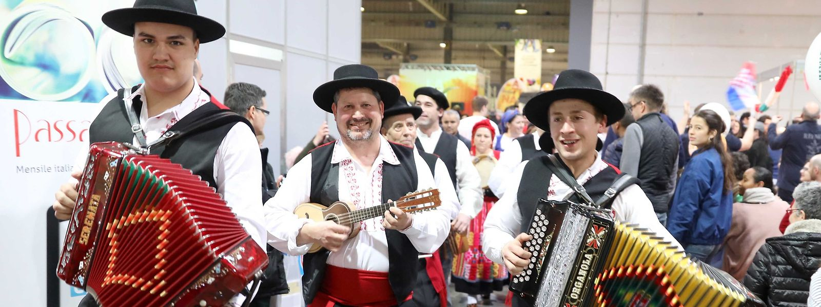 Die gesellschaftliche Vielfalt trägt zum Erfolg des Landes bei. Wie bunt Luxemburg sein kann, zeigt sich jedes Jahr beim Festival des migrations.