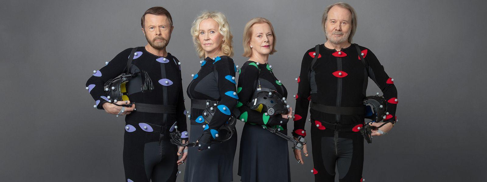 ABBA melden sich nach 40 Jahren mit einem neuen Album zurück.