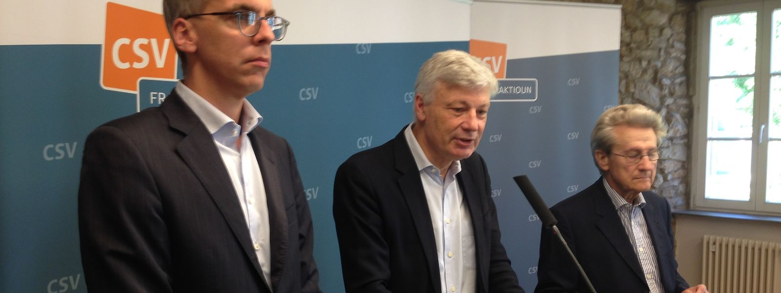 Die CSV spricht sich gegen eine große Verfassungsreform in dieser Legislaturperiode aus.