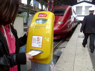 La retenue pourra atteindre jusqu'à 30 euros par personne, y compris pour un simple échange, pour un billet aller-retour.