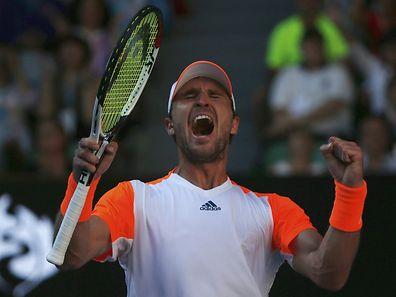 Mischa Zverev jubile. L'Allemand a créé l'exploit en sortant Andy Murray!