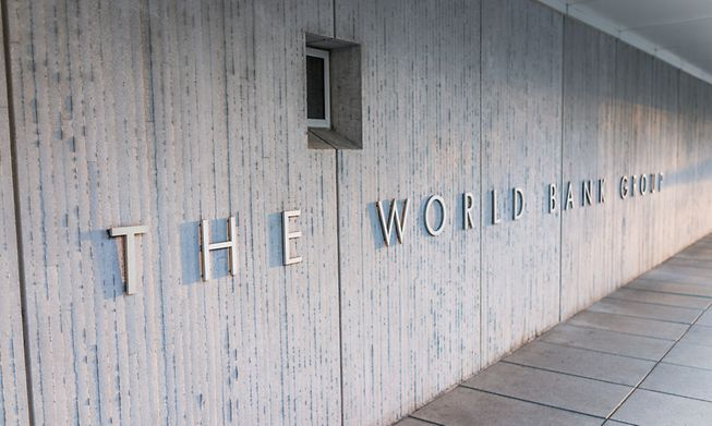 World Bank in Washington D.C.