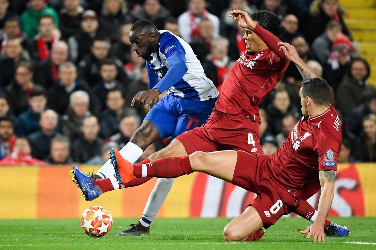 Moussa Marega, l'attaquant malien, est l'atout offensif numéro 1 du FC Porto.
