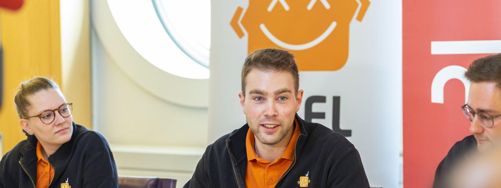 Pascal Thinnes wurde im Dezember 2018 auf der Generalversammlung der Associaton des cercles d'étudiants luxembourgeois (ACEL) zum neuen Präsidenten gewählt. Am Montag zog er zum ersten Mal Bilanz.