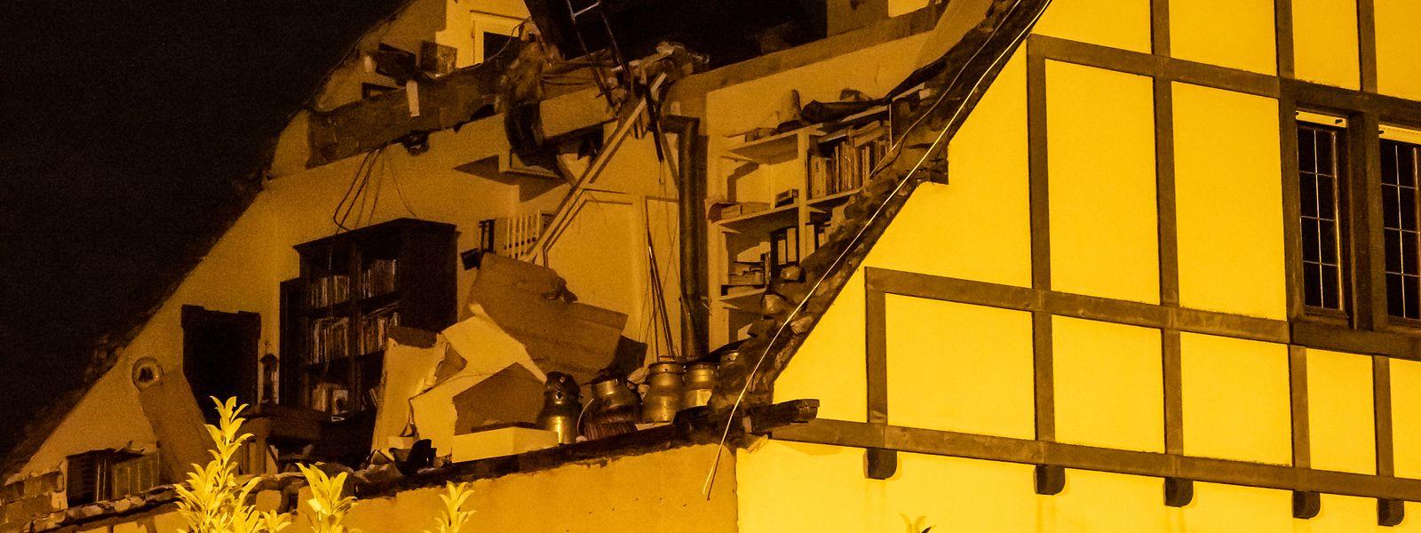 En quelques minutes à peine, la tornade qui s'est abattue sur Bascharage et Pétange a fait d'importants dégâts.