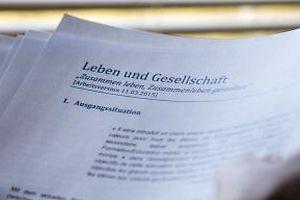 Werteunterricht - Leben und Gesellschaft - Photo : Pierre Matge