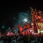 Explosão de festa no Chile. Constituição do tempo da ditadura vai fazer parte do passado