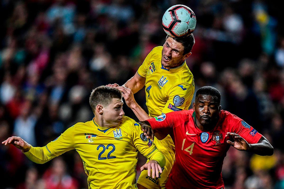 Der Ukraine gelang in Portugal ein Achtungserfolg.