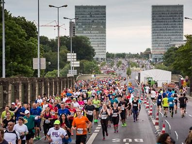 The 2017 edition of Luxembourg's marathon promises to be a big one.