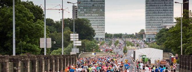 """Der """"ING Night Marathon Luxembourg"""" ist bereits ausverkauft."""
