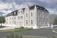 Le premier projet signé Abitatio ouvrira à Niederkorn, au printemps 2020 et comptera sept logements.