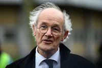 Für seinen Sohn Julian Assange hofft John Shipton auf Asyl in der Schweiz oder in Frankreich.