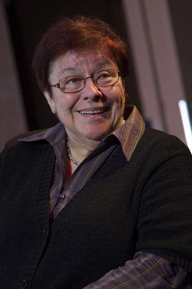 """Germaine Goetzinger, die ehemalige Direktorin des """"Centre national de littérature"""" in Mersch (Luxemburg), ist Mitglied der Jury des Jugendliteraturpreises."""
