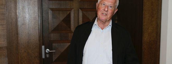 Holzhändler Armand Giwer: Zehn Millionen Franken Belohnung als Motivation für eigene Bommeleeër-Ermittlungen.