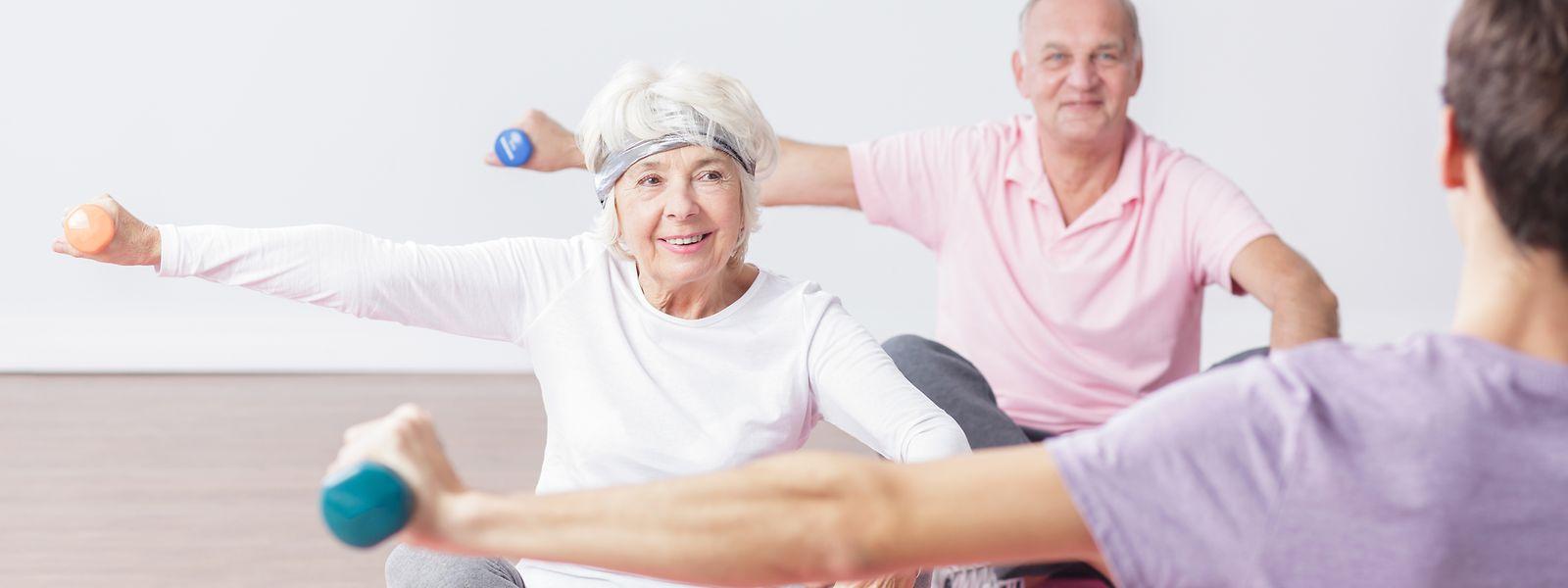 2,2 millions de seniors belges perçoivent une retraite actuellement.