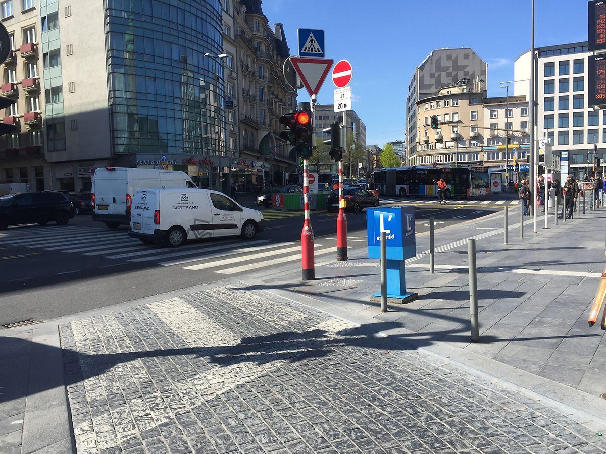 Fahrbahn oder Bürgersteig?