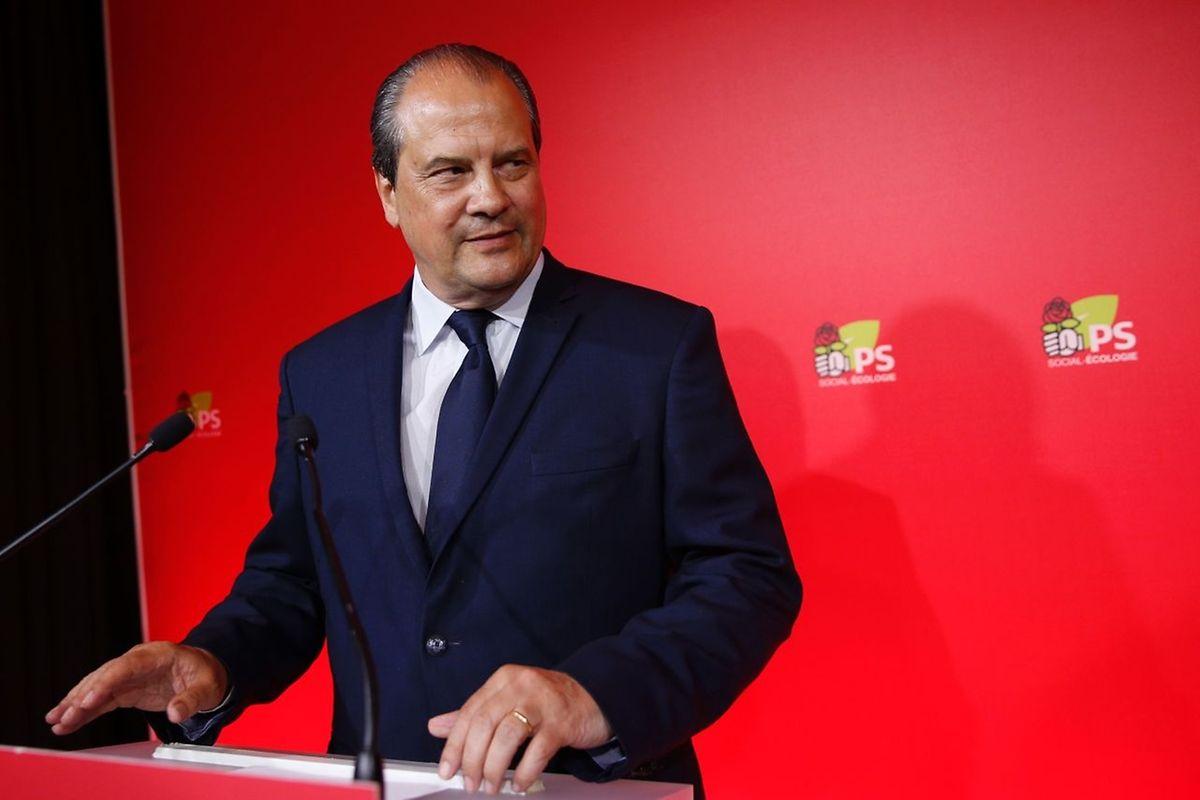 Jean-Christophe Cambadelis, der Parteisekretär der Sozialisten konnte nur eine Wahlschlappe bescheinigen.