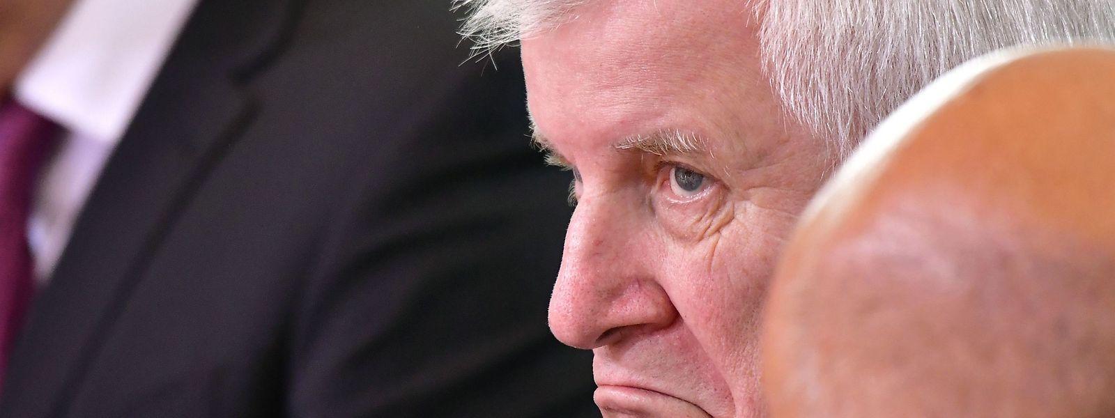 """Seehofer sagte weiter: """"Ich bin froh, dass ich die Europäische Union wachgeküsst habe."""""""
