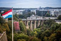 Finanzplatz Luxemburg,Viaduc,,Petrusstal. Foto:Gerry Huberty