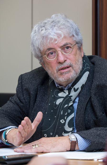 Gilbert Pregno ist Präsident der Commission Consultative des Droits de l'Homme (CCDH).