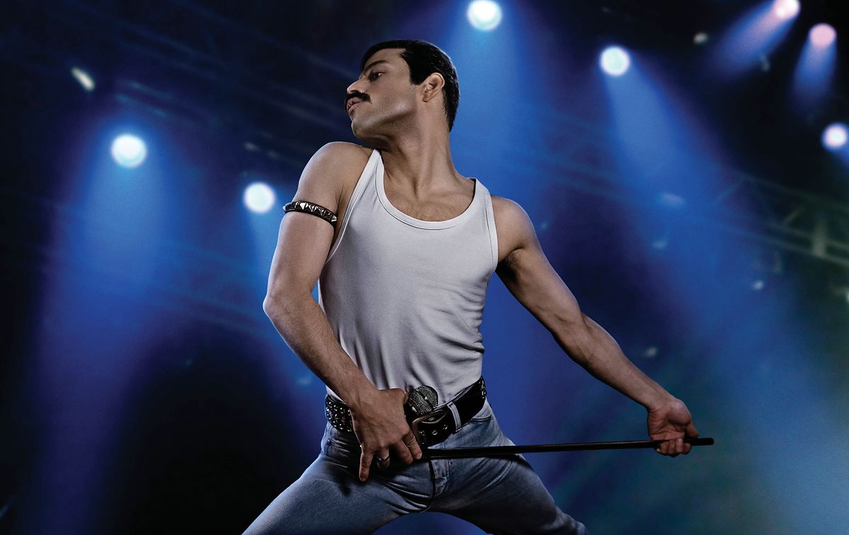 "Auch die Filmbiografie ""Bohemian Rhapsody"" geht ins Oscar-Rennen."