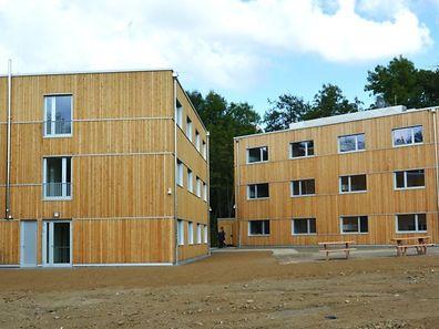 Die neue Anlage wurde innerhalb von sechs Monaten fertiggestellt.
