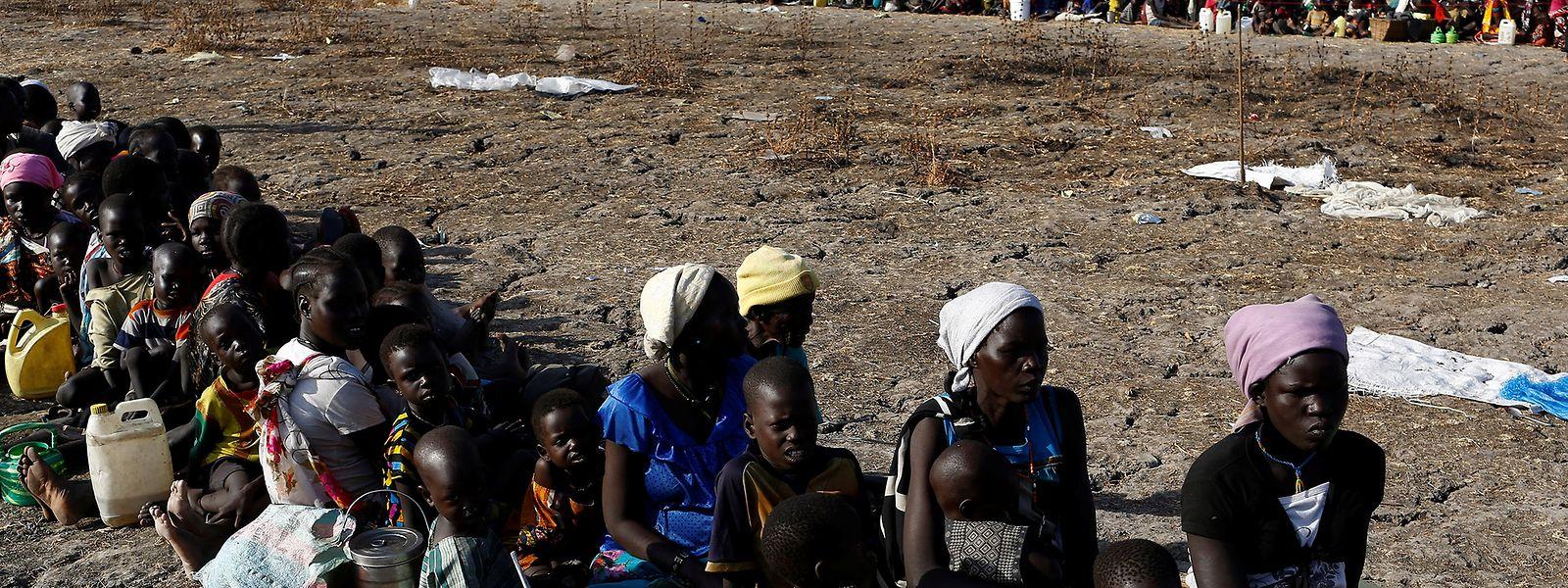 Seit 2013 herrscht im Südsudan ein Bürgerkrieg, der rund 3,8 Millionen Menschen in die Flucht getrieben hat - mit verheerenden Folgen, was die Gesundheitslage betrifft.