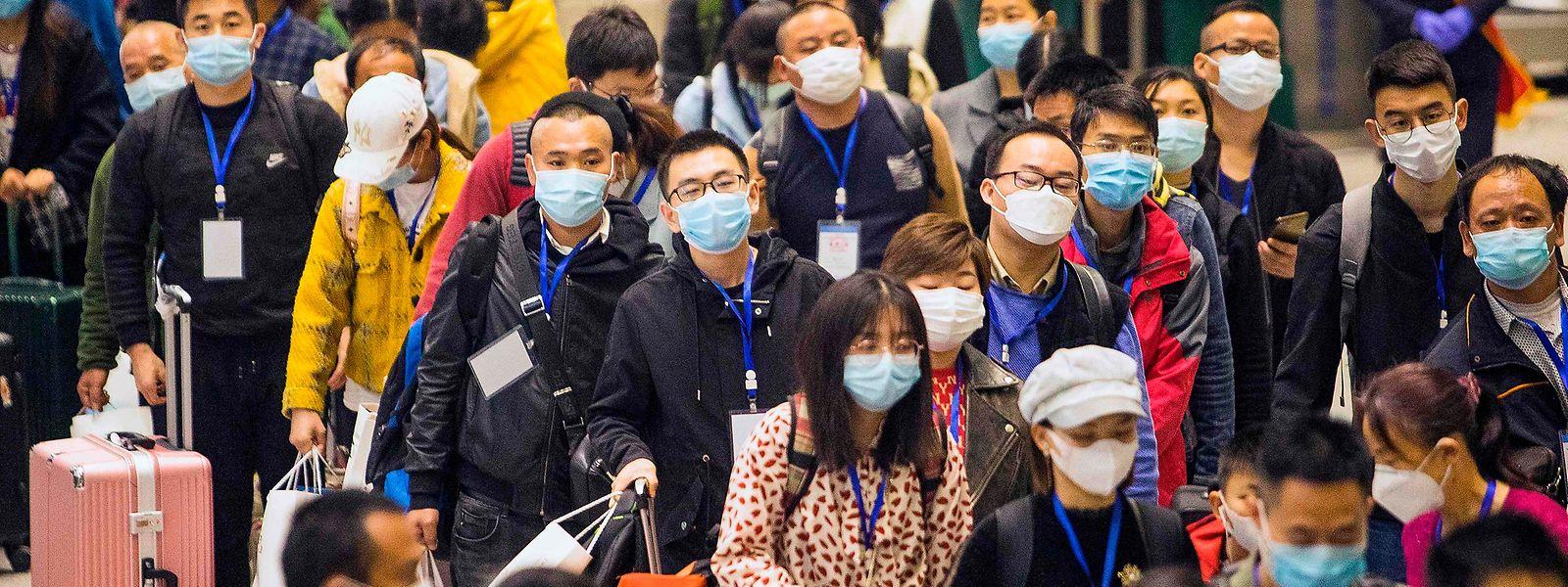 In der Provinz Hubei hatte man drastische Maßnahmen erlassen.