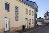 Lokales, Aussenansicht des Hauses No 28 in der rue Basse in Mertert, Foto: Lex Kleren