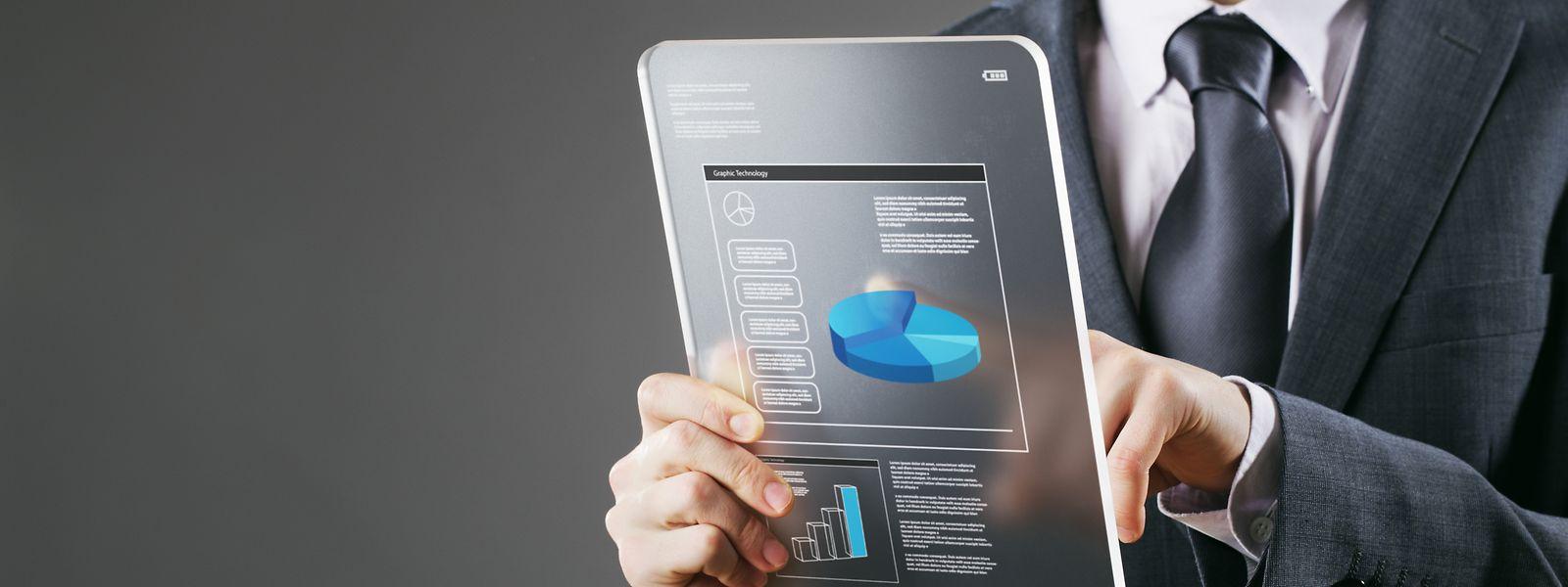 Viele Tätigkeiten in Finanzhäusern - von Transaktionsüberwachung bis hin zur Kundenberatung - werden inzwischen von Computerprogrammen erledigt.