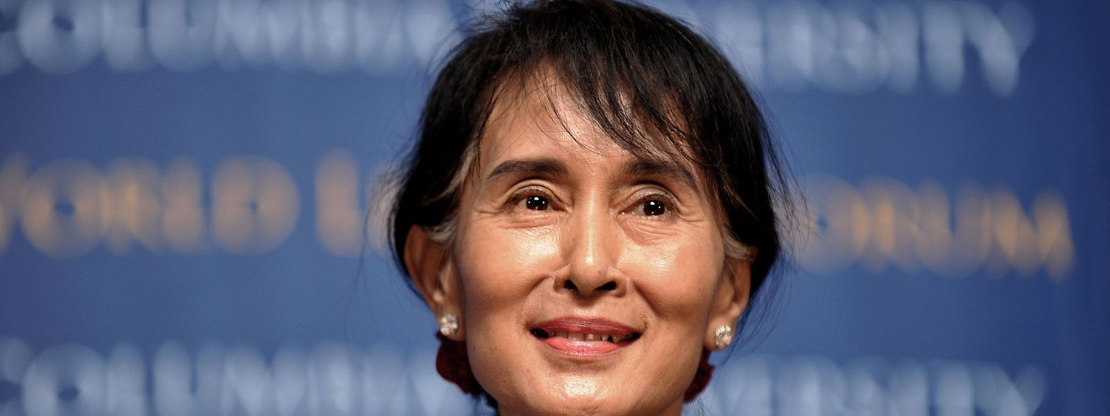 Aung San Suu Kyi forderte die Bevölkerung via Facebook auf, die Machtübernahme des Militärs nicht hinzunehmen. Im Ausland hat sie ihren Kredit jedoch längst verspielt.